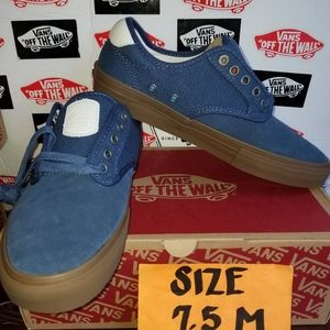 VANS CHIMA PRO SIZE 7.5 MEN 9.0 WOMAN